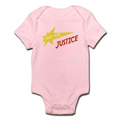 Infant Body Suit - Out For Justice 2