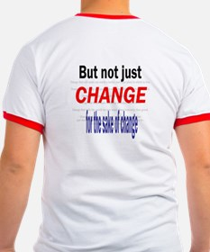 Be about Change T