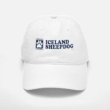 ICELAND SHEEPDOG Baseball Baseball Cap