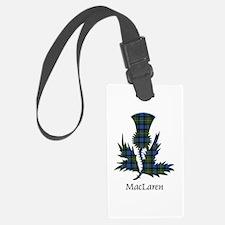 Thistle - MacLaren Luggage Tag