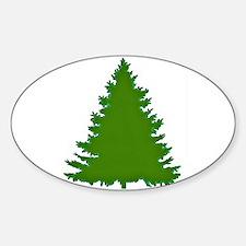 Pine Tree Decal
