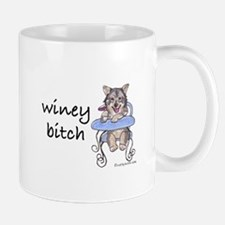 Swedish Vallhund Winey Bitch Mug
