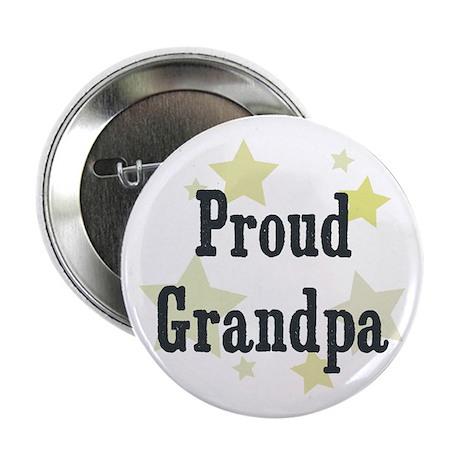 """Proud Grandpa 2.25"""" Button"""