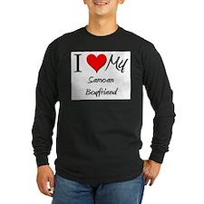 I Love My Samoan Boyfriend T