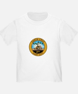 Santa Cruz Surf City Woodie T