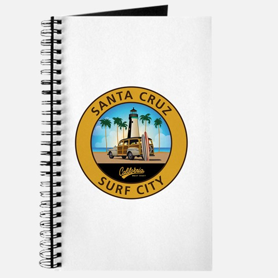 Santa Cruz Surf City Woodie Journal