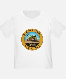 Santa Cruz Beach Patrol Woodie T