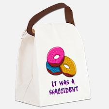 Doughnut Diet Fail Canvas Lunch Bag