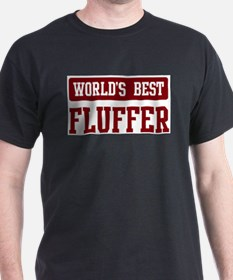 Worlds best Fluffer T-Shirt