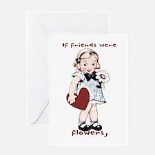 Friendship 1 - Greeting Card