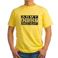 Army Sweetheart Advisory T