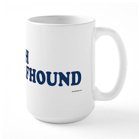 IRISH WOLFHOUND Large Mug