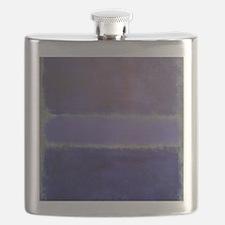 ROTHKO_Shades of Purples Flask