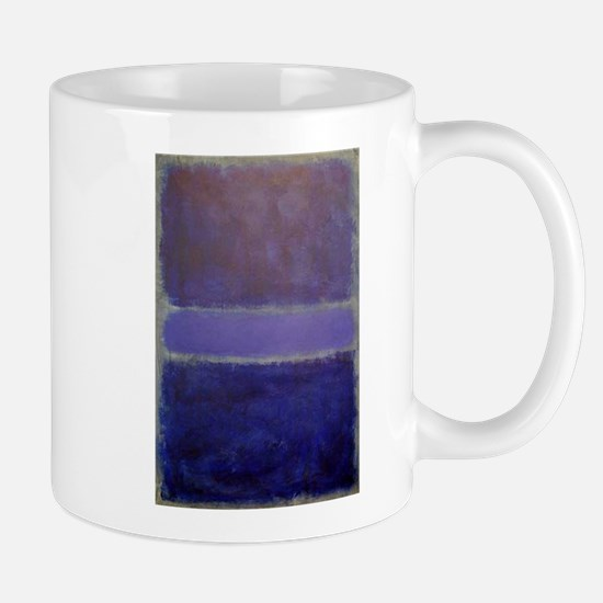 ROTHKO_Shades of Purples Mugs