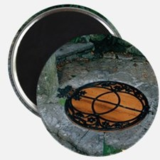 Chalice Well - Glastonbury UK Magnet