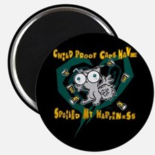 CHild Proof Caps Magnet
