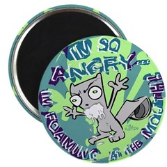 I'm SO Angry....Magnet
