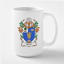 Greer Coat of Arms Mugs