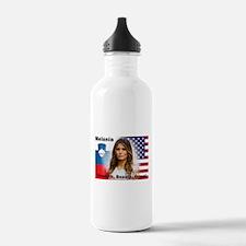 Melania Trump Water Bottle