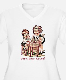 Let's play house! - T-Shirt