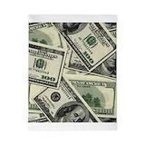 Money Twin Duvet Covers