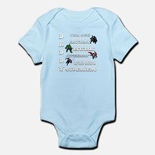 Daddy Superhero T Shirt Body Suit