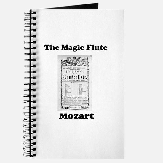 MOZART - THE MAGIC FLUTE Journal