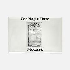 MOZART - THE MAGIC FLUTE Magnets
