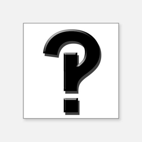 Questclamation Mark Sticker