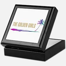 The Golden Girls Keepsake Box