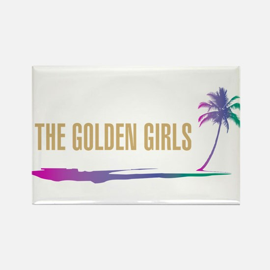 The Golden Girls Rectangle Magnet