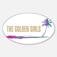The Golden Girls Decal
