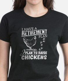 Unique Chicken mom Tee