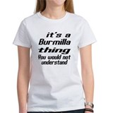 Burmilla Women's T-Shirt
