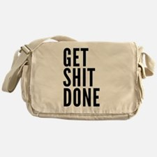 Unique Rude funny Messenger Bag