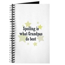 Spoiling is what Grandpas do Journal