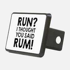 Run Rum Hitch Cover