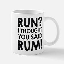 Run Rum Mug