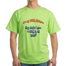 60 drink in hand T-Shirt