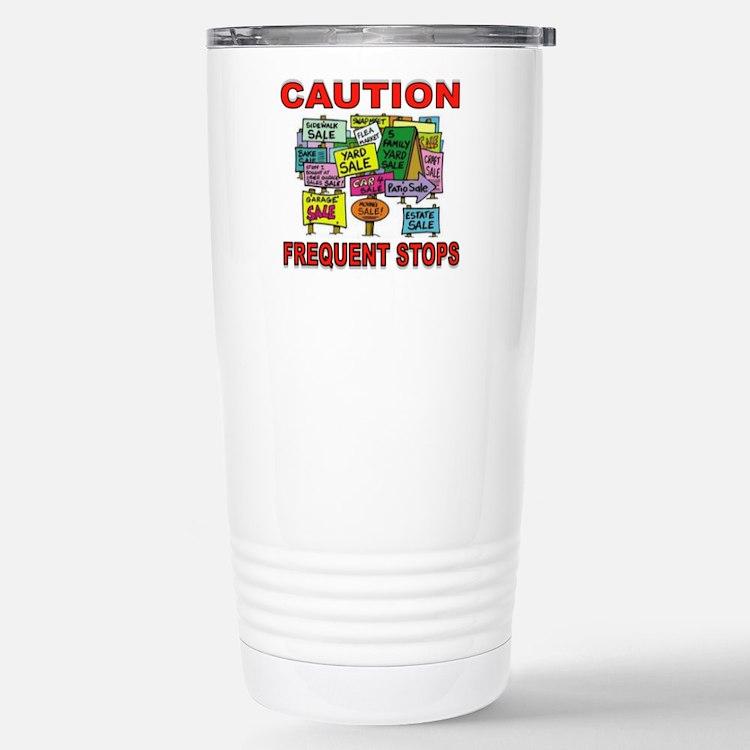 Cute Flea market Travel Mug