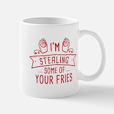 Some Of Your Fries Mug