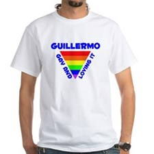 Guillermo Gay Pride (#005) Shirt