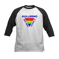 Guillermo Gay Pride (#005) Tee