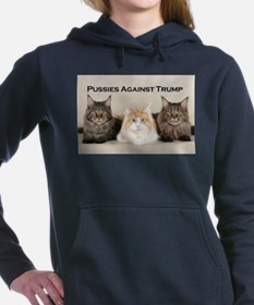 Pussies Against Trump Sweatshirt