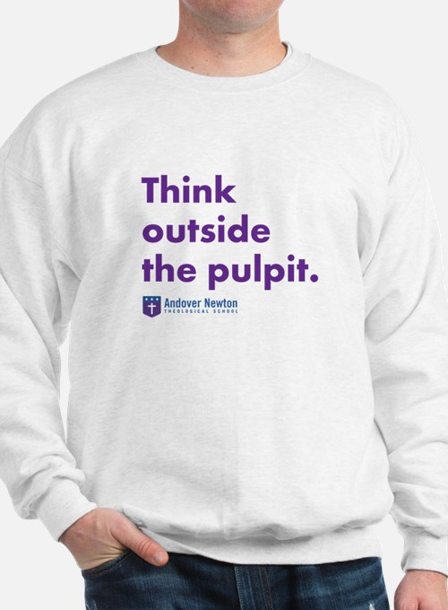 Think Outside The Pulpit Hoodie Sweatshirt