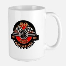 "Official ""50 Years of Midgets"" Mugs"
