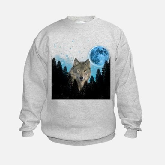 Wolf StarLight Sweatshirt