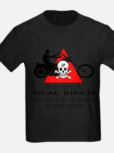 My GrandPa Is A Biker T-Shirt