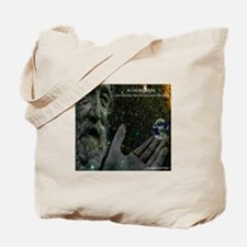 Genesis Chapter 1 Tote Bag