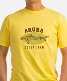 Aruba Scuba Team T-Shirt
